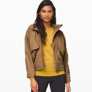 Lululemon Always Effortless Jacket in Frontier 4